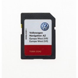 Carte SD NAV V12-2020 RNS 315