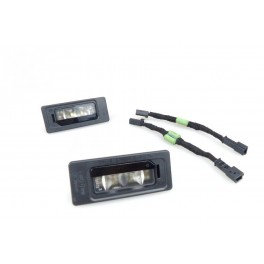 Eclairage immat OEM LED