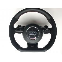 Volant Audi Exclusif alcantara/cuir