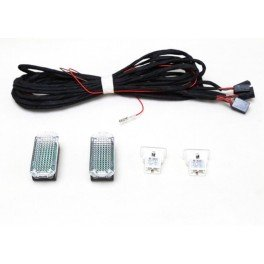 Eclairage LED pied A3 8V