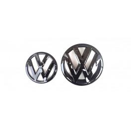 Logo black VW Golf 7