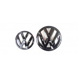 Logo black VW Golf 7