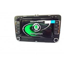 RNS 510 Skoda LCD