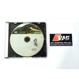 DVD RNS-E Europe 2014