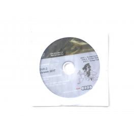DVD RNS-E Europe 2017