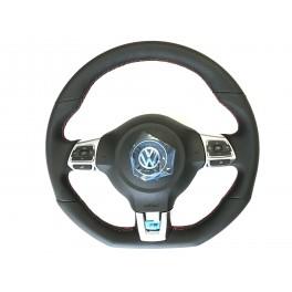 Volant VW surp. rouge