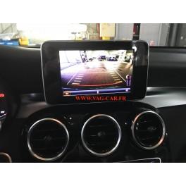 Caméra recul Mercedes