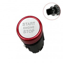 "Bouton demarrage Audi RS ""Start"""