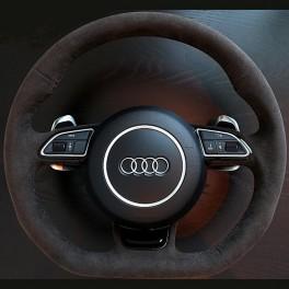 Volant Audi Exclusif full alcantara