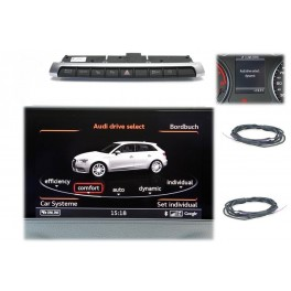 Audi Drive Select Audi A3 8V
