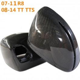Coque retro carbone Audi TT / R8