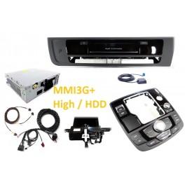 Retrofit MMI 3G+ Audi A6
