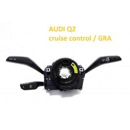 Regulateur vitesse Audi Q2