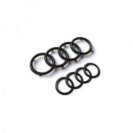Logo black AVANT+ARRIERE Audi A7