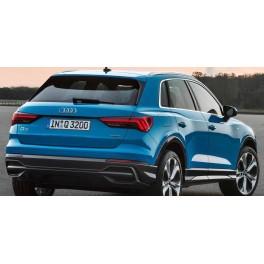 Feux arriere LED dynamique Audi Q3 F3