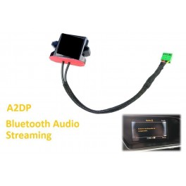 Interface bluetooth streaming Audi A4,A5&Q5