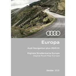 DVD RNS-E Europe 2019