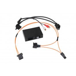 Interface bluetooth streaming Audi MMI2G