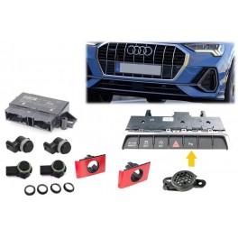 Radars recul AV Audi Q3 F3