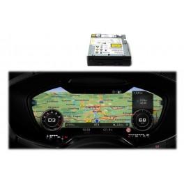 Boitier 5F GPS Audi TT 8S