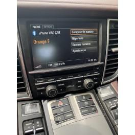 Bluetooth Porsche Panamera