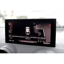 Park assist PLA Audi Q2