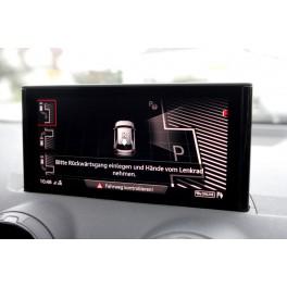 Park assist PLA Audi Q2