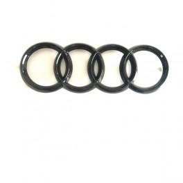 Logo AV black Audi TT 8J