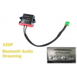 Interface bluetooth streaming Audi A1