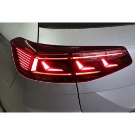 Feux arrière dynamique VW Passat B8
