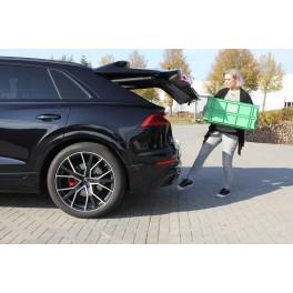 Ouverture confort coffre Audi Q8