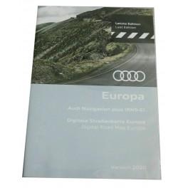 DVD RNS-E Europe 2020
