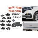 Radars recul AV+ARR VW T6.1