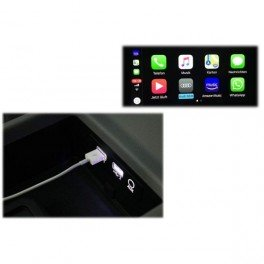 Audi smartphone interface Audi A1 GB