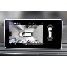 Caméra recul 360 Audi A5 F5