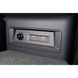 Prise chargeur arrière Audi Q8