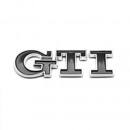 Logo black GTI