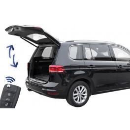 Ouverture coffre électrique VolkswVWgen Touran 5T