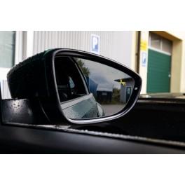 Détection d'angle mort side assist VW Beetle