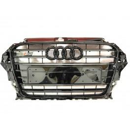 Calandre noir laqué Audi A3