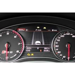 Retrofit lane assist Audi A6/A7