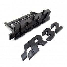 Logo black AV+ARR VW R32