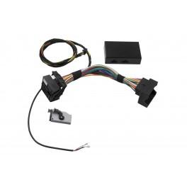 Interface bluetooth streaming Audi RNS-E