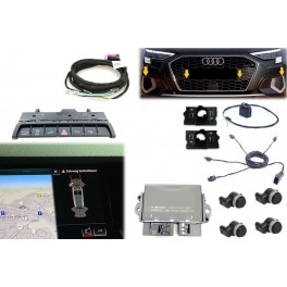 Radars recul avant Audi A3 GY