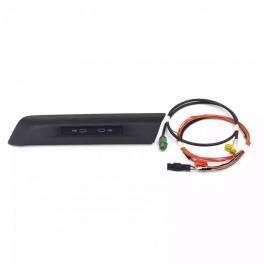 Recharge USB arrière VW Golf 8