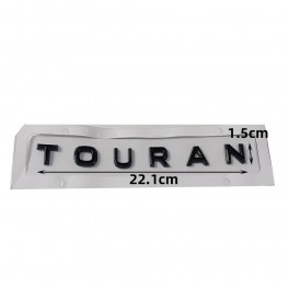 Logo black Touran