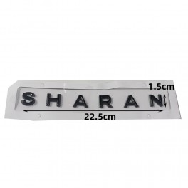 Logo black Sharan