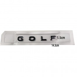 Logo black Golf