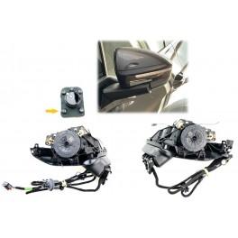 Retroviseur electrique Audi Q4