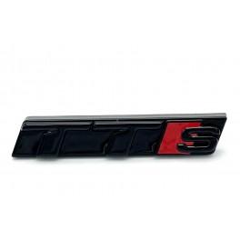 """Logo black avant Audi """"TTS"""""""